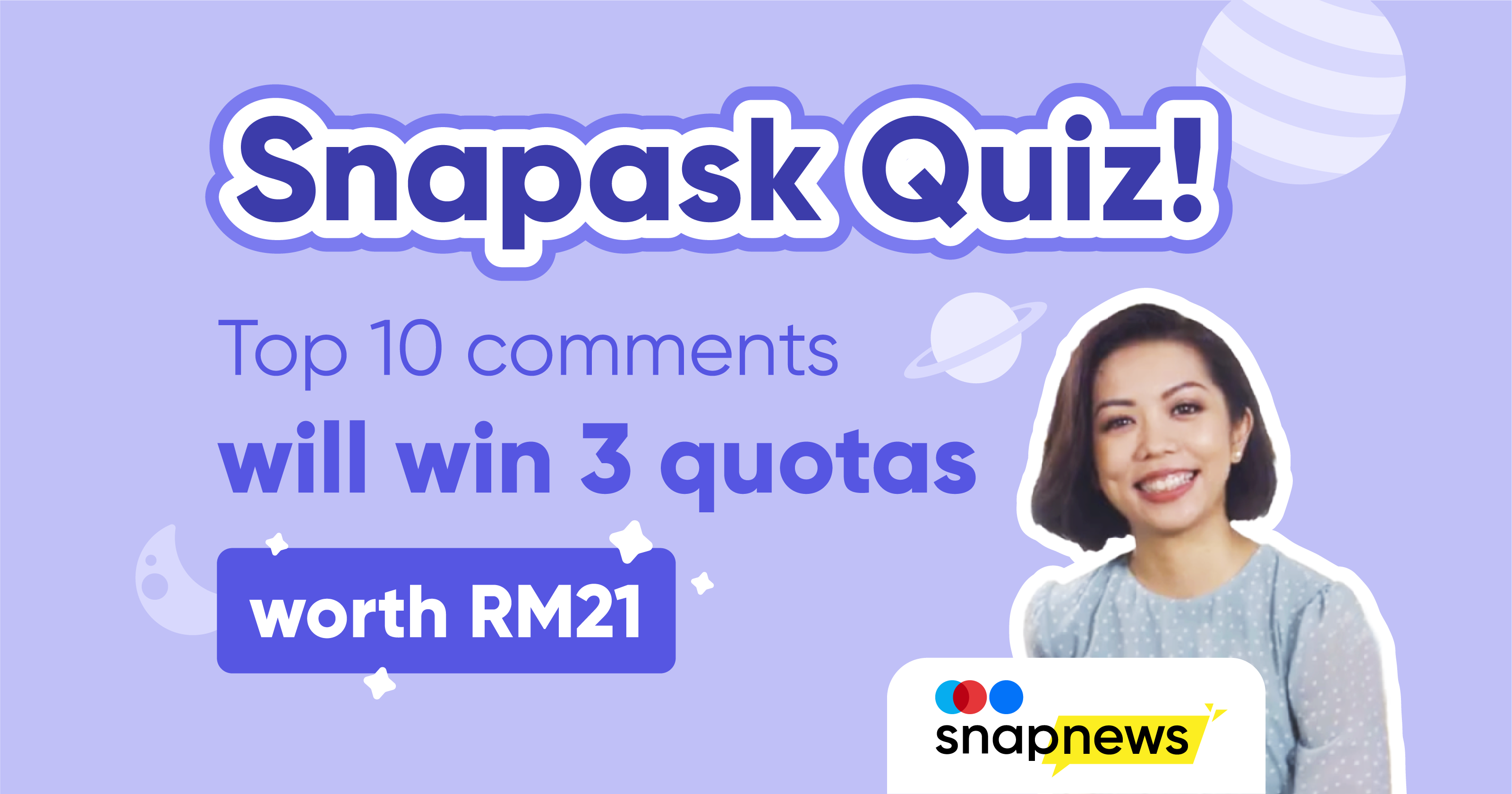 Snapask quiz